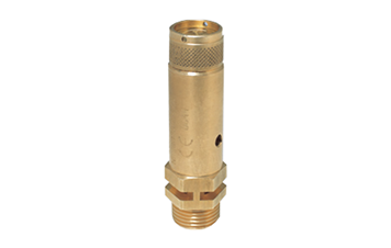 Quick venting safety valve - Permarind